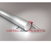 "Aluminium Rod Round Bar Rod 2"" x 600mm"