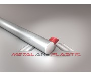 Aluminium Rod Round Bar Rod 25mm x 2m
