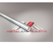 "Aluminium Rod Round Bar Rod 1/4"" x 600mm"