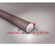 Bright Mild Steel Rod Round Bar Rod 32mm x 600mm