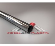 "Stainless Steel Tube 3/8"" x 14SWG x 4ft"