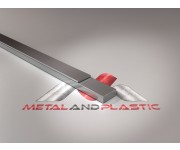 Stainless Steel Flat Bar 25mm x 10mm x 600mm