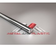 "Stainless Steel Rod Round Bar Rod 1/8"" x 880mm"