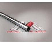 Stainless Steel Tube 6mm x 1mm x 880mm